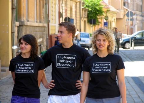 Kolozsvar 3 nyelvu